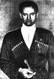 Николай Назаренко - войсковой старшинаr