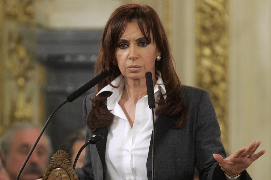 Киршнер: Аргентина страдает из-за укоренившейся во власти олигархии