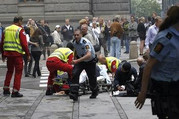 После теракта в Осло