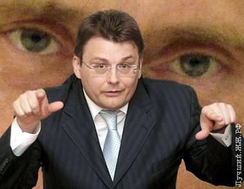 Евгений Фёдоров, массовик-затейник Владимира Путина
