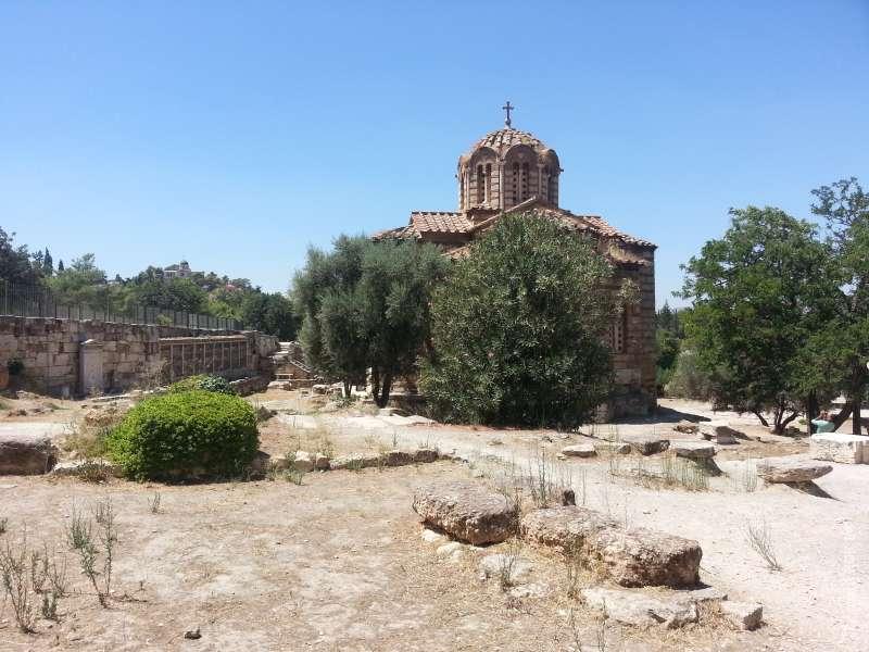 Храм на Агоре