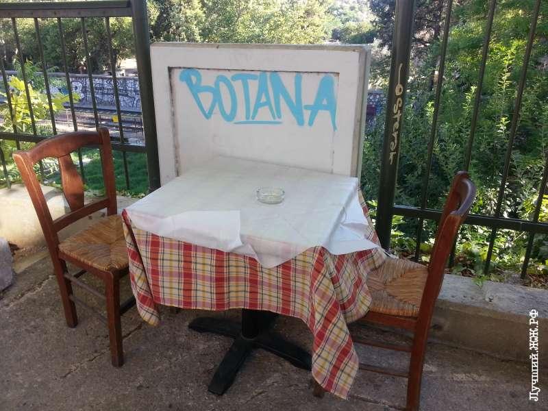 Ботаны в Афинах