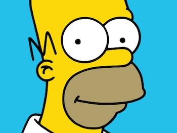 Папаша Симпсон на страже отечественного ТВ