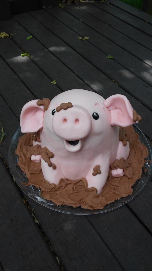 pig cake 4