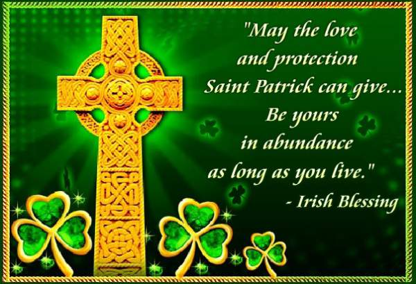 Happy St. Patrick's Day Greetings