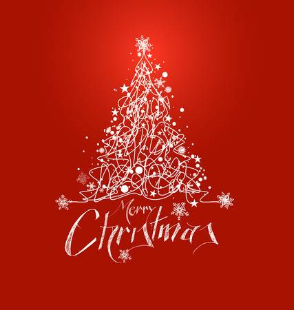 66811534-merry-christmas-christmas-background-christmas-tree-with-red-background-design-elements-for-holiday-