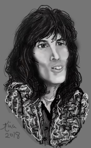 Freddie-painting