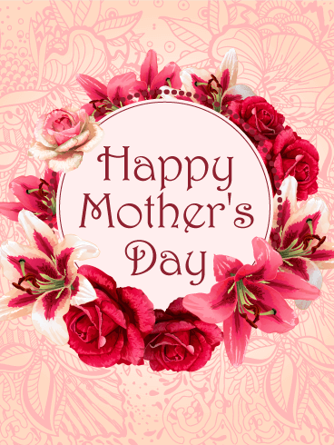 HAppy+Mothers+Day+Logo