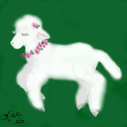 lamb-free-space-4-bingo