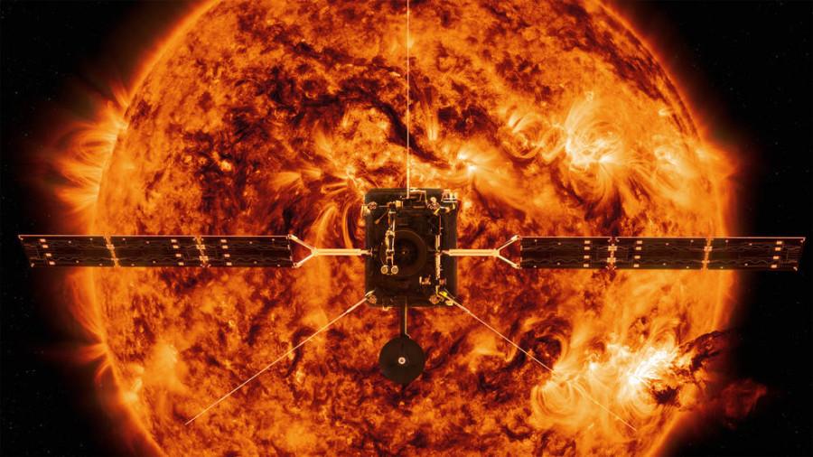 Solar Orbiter приступил к первым тестам