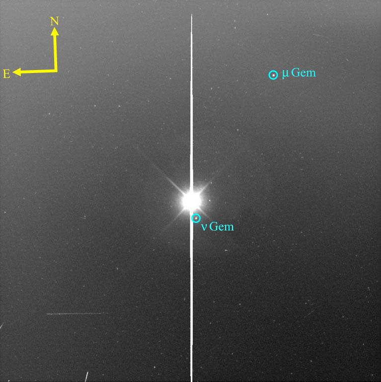 «Хаябуса-2» сфотографировал астероид Рюгу с дистанции 1500 км