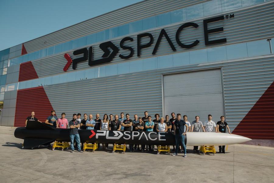 Испанский стартап планирует осуществить первый суборбитальный запуск в 2019 году