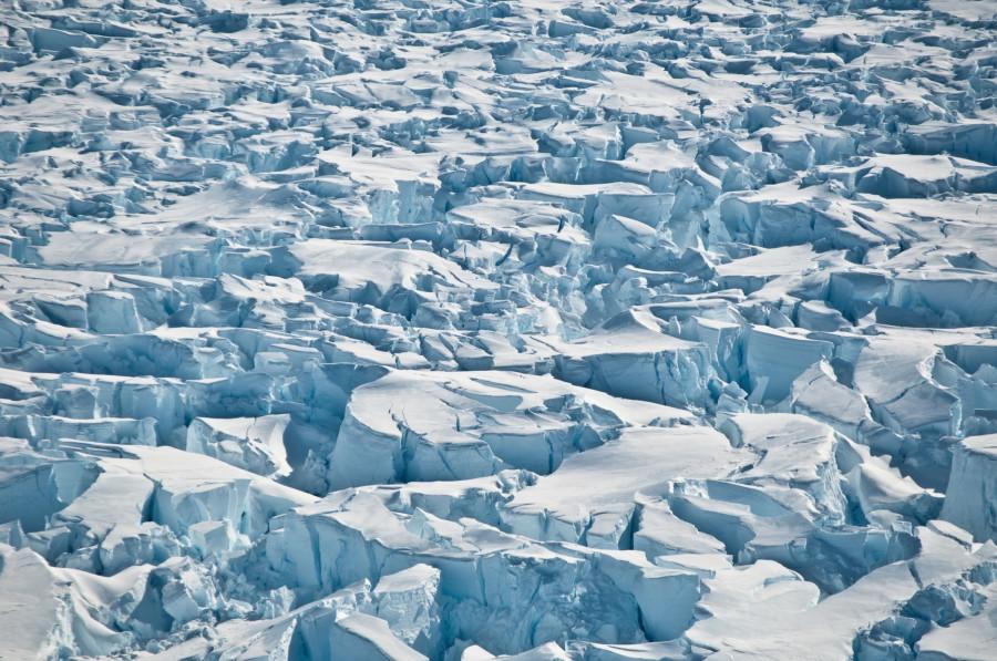 Скорость таяния антарктических льдов увеличилась втрое