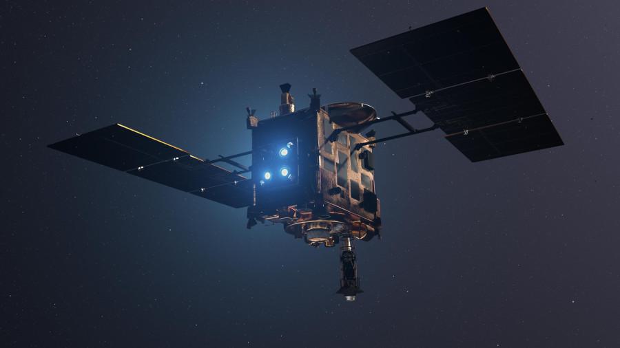 Тренировочное сближение «Хаябусы-2» с астероидом Рюгу оказалось неудачным