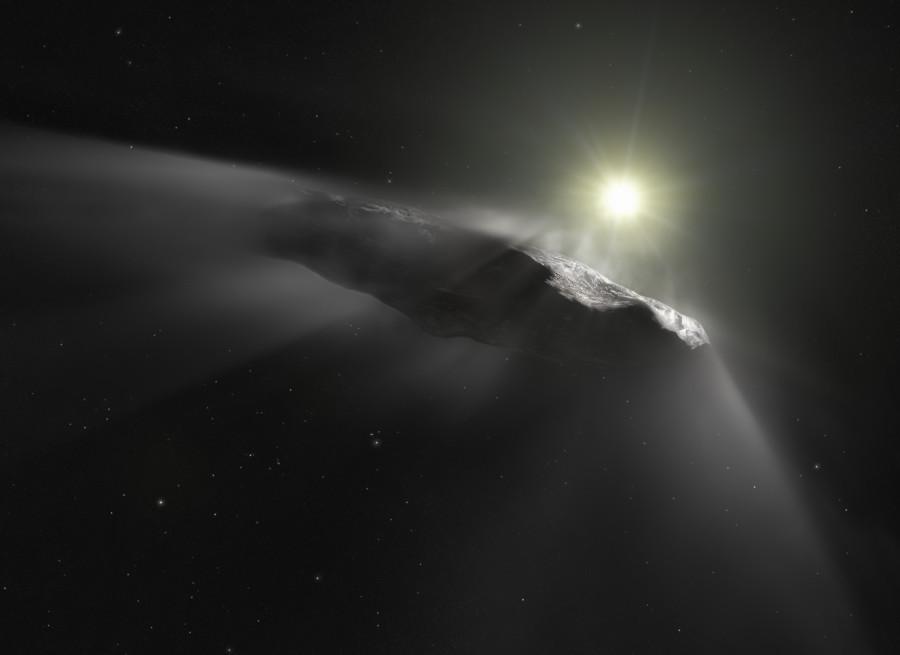 Ученые усомнились в кометной природе межзвездного объекта