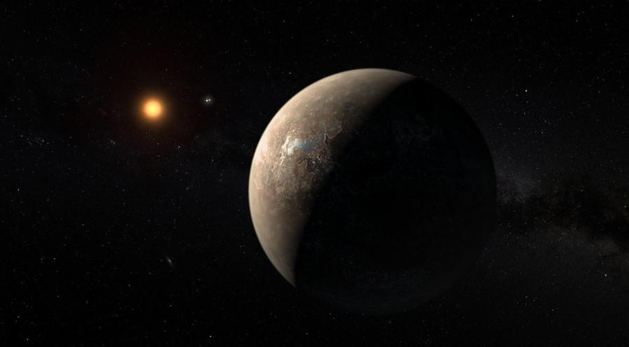 Найден экзопланетный кандидат с периодом обращения 10 лет