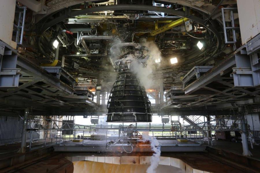 Двигатель «Призрачного экспресса» прошел серию испытаний