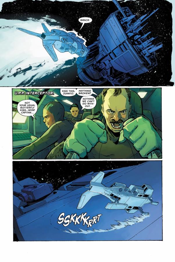 Альтернативный сценарий «Чужого 3» станет комиксом будет, комикса, полностью, сказать, превью, скрипта, крайне, написанном, сценарий, комикс, создания, сюжет, формате, «Робокопа», Гибсона, после, версии, сценария, заметно, можно