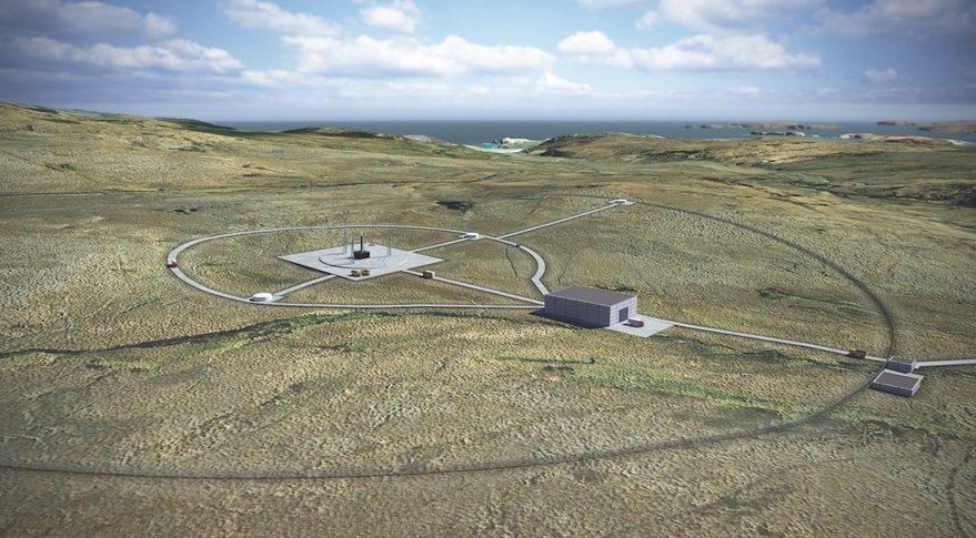 Британское правительство планирует построить космодром в Шотландии