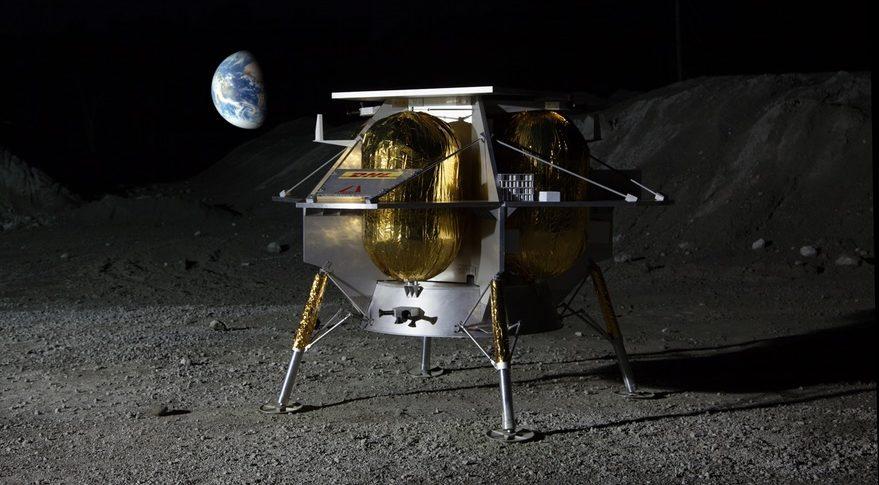 Компания Astrobotic выбрала поставщика двигателей для лунного аппарата