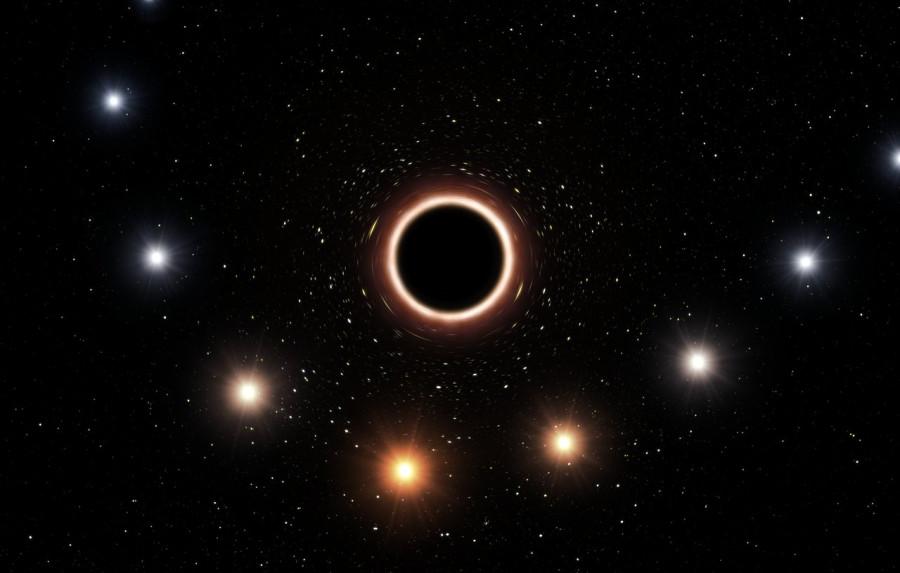 Общая теория относительности выдержала проверку у черной дыры