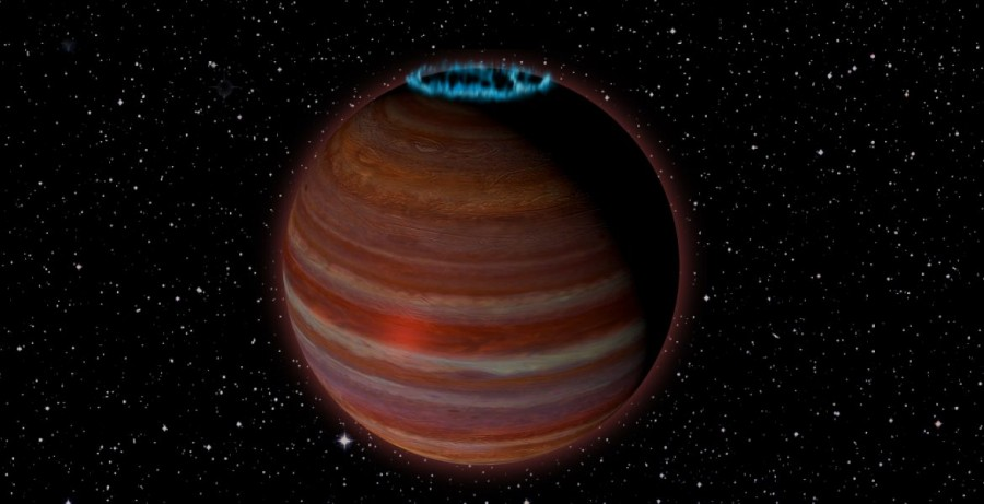 "The radio telescope detected a magnetic field in an exoplanet of objects, very, radius, power, brown, dwarfs, similar, others, studying, mass, SIMP0136, Jupiter, not enough, Consisting of, to ""burn"", tritium, Therefore, quickly, hydrogen"