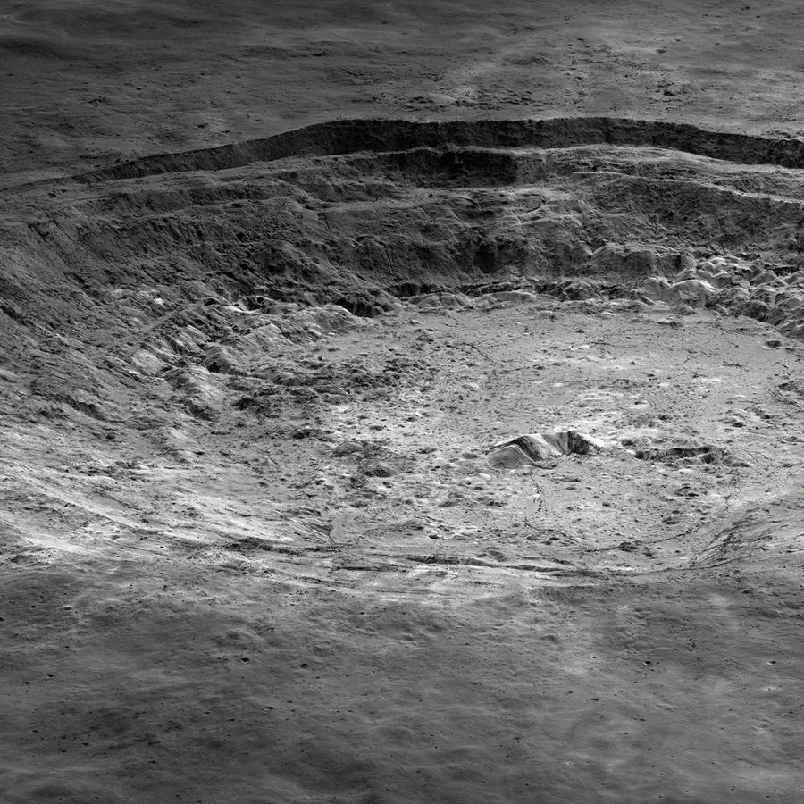 LRO сфотографировал кратер Аристарха