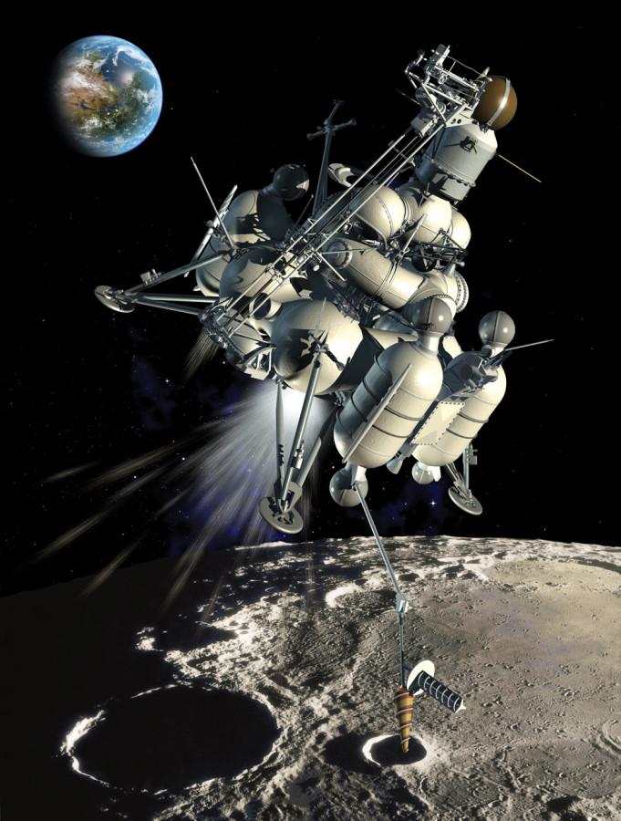 42 года последней советской лунной миссии