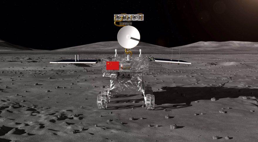 Китай рассказал о миссии на обратную сторону Луны
