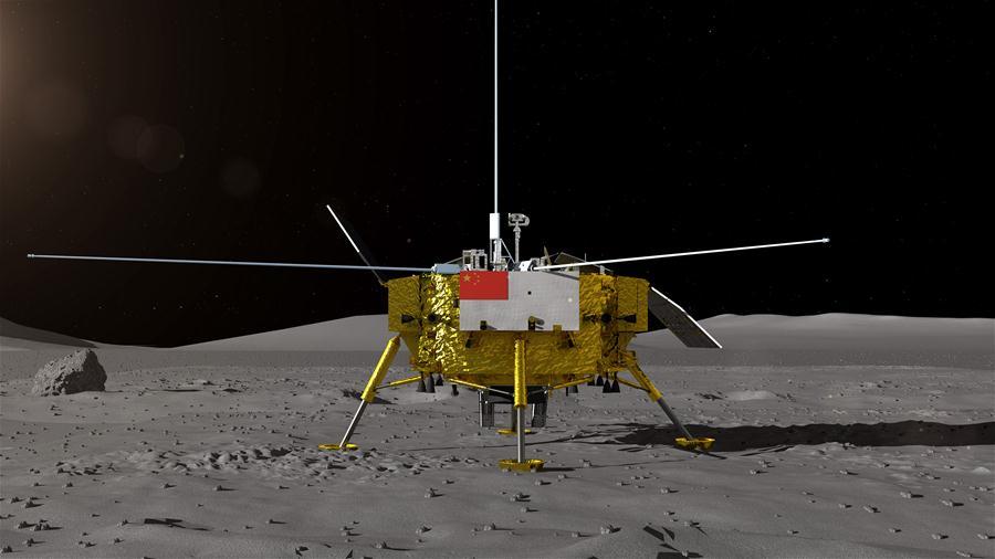 «Чанъэ-4» готова отправиться на обратную сторону Луны «Чанъэ4», состоит, семена, должна, запуска, запущена, спектрометра, платформы, будет, картофель, выделять, кислород, Ученые, фотосинтеза, углекислый, начнут, пройдет, насекомые, хорошо, шелкопряды