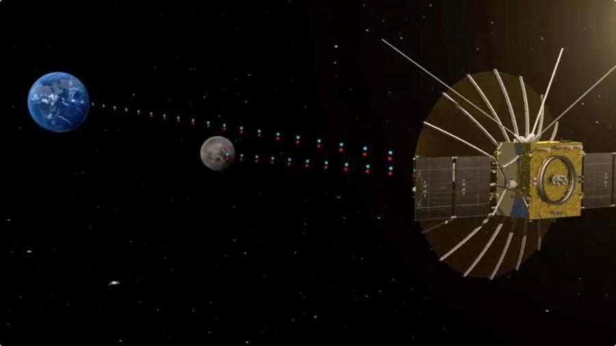 Китай рассказал о миссии на обратную сторону Луны будет, миссии, «Чанъэ4», лунохода, этого, районе, название, объявлено, октябре, после, нескольких, состоявшейся, раундов, отбора, Победителям, выдадут, премию, размере, юаней, Официальное