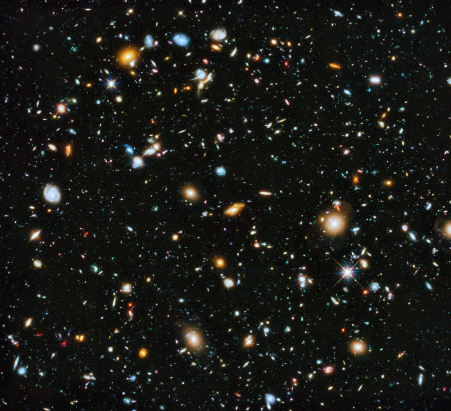 Hubble photographed 15,000 distant star-forming galaxies, images, galaxies, Field, Universe, Hubble, most, thousands, Ultra, astronomers, active, infrared, observant, visible, ultraviolet, infrared, Hubble, Made, Combining, Photography