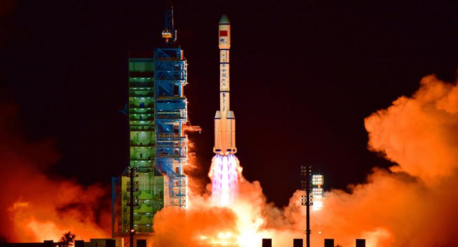 Китай установил национальный рекорд по количеству космических запусков