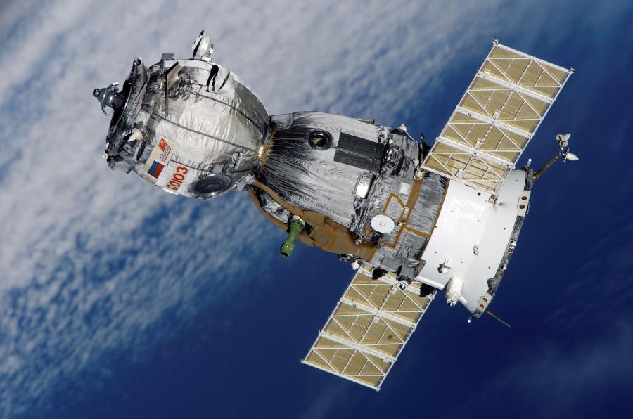 В бытовом отсеке корабля «Союз МС-09» обнаружена пробоина