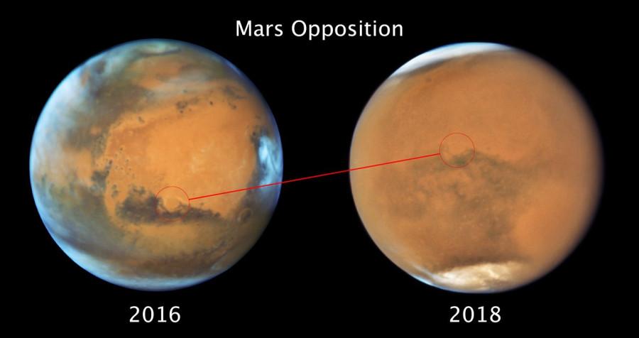 NASA дает марсоходу Opportunity 45 дней на «пробуждение»
