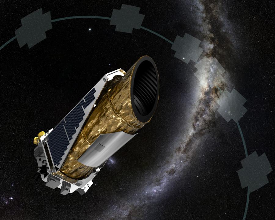 Телескоп «Кеплер» возобновил научные наблюдения