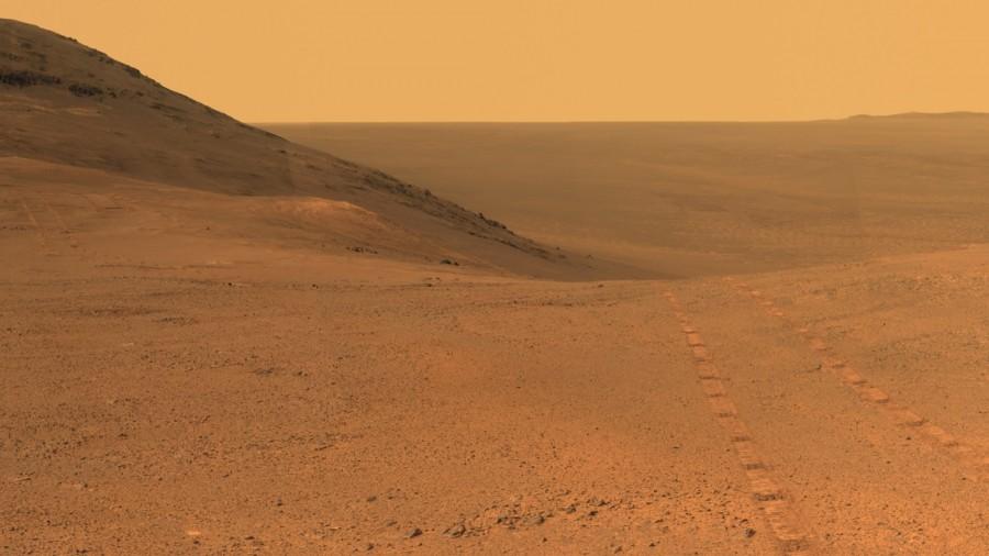 NASA приступило к активным попыткам связаться с Opportunity