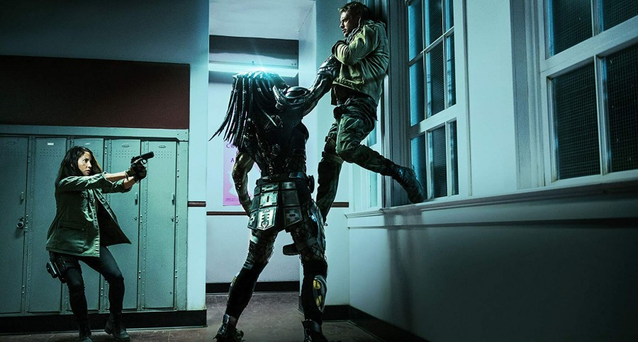 """""""Predator"""": film vs early film script, this, film, film, to, when, which, Black, simply, scripts, heroes, after, After, Predators, """"Predator"""", some sort, Predator, moment, practically, hybrids"""