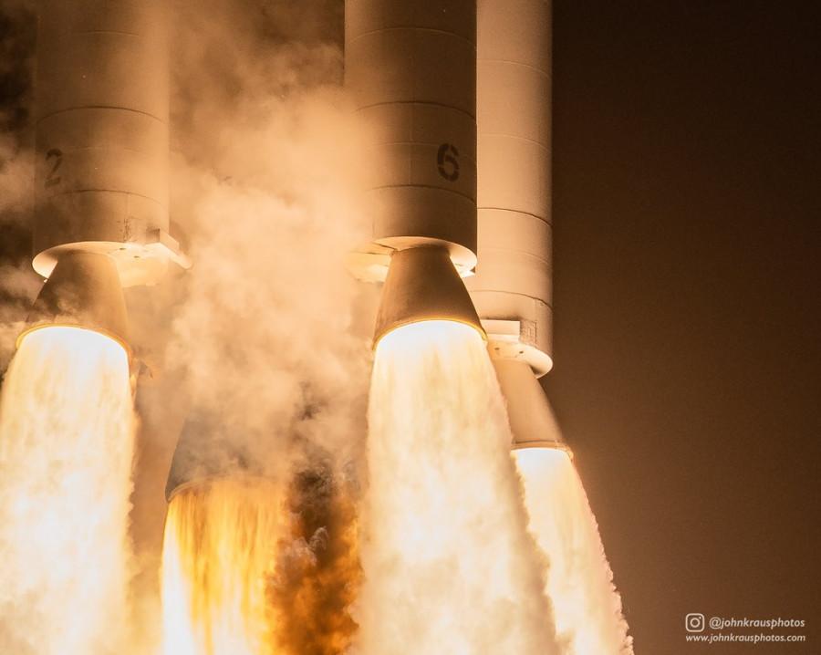 Состоялся последний запуск ракеты Delta II Delta, аппарата, будет, после, SLC17, этого, космос, ракета, запусков, ракет, SLC2W, Ванденберг, ракетаноситель, вывела, Финальная, миссия, мажорной, отставку, отметить, похвастаться