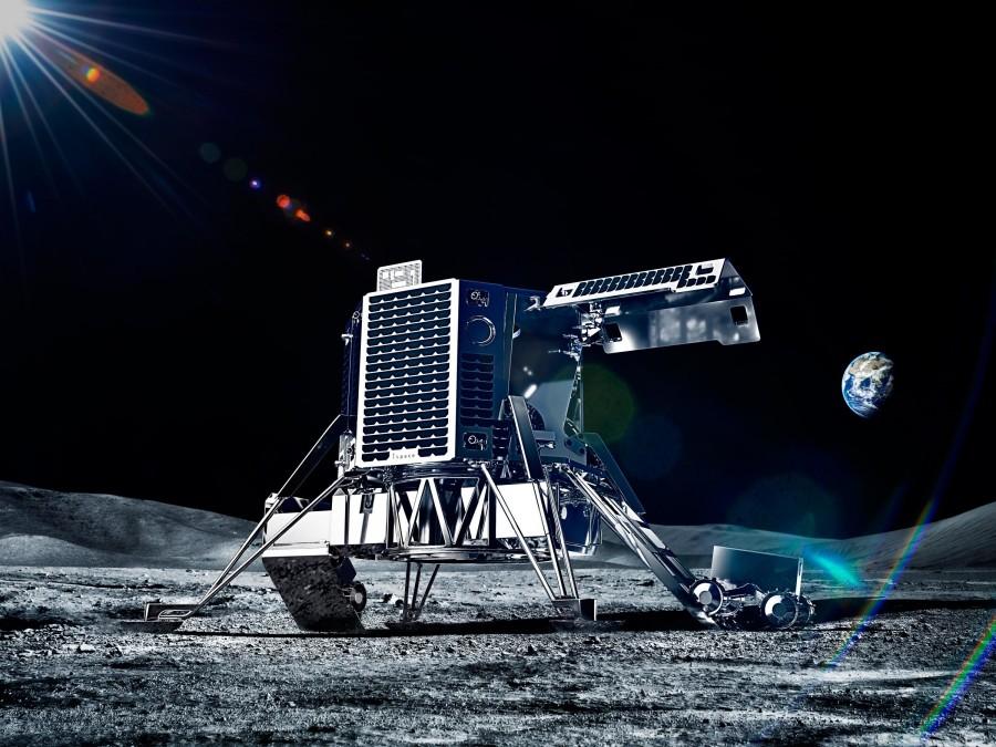 Японский стартап заключил контракт со SpaceX на две лунные миссии