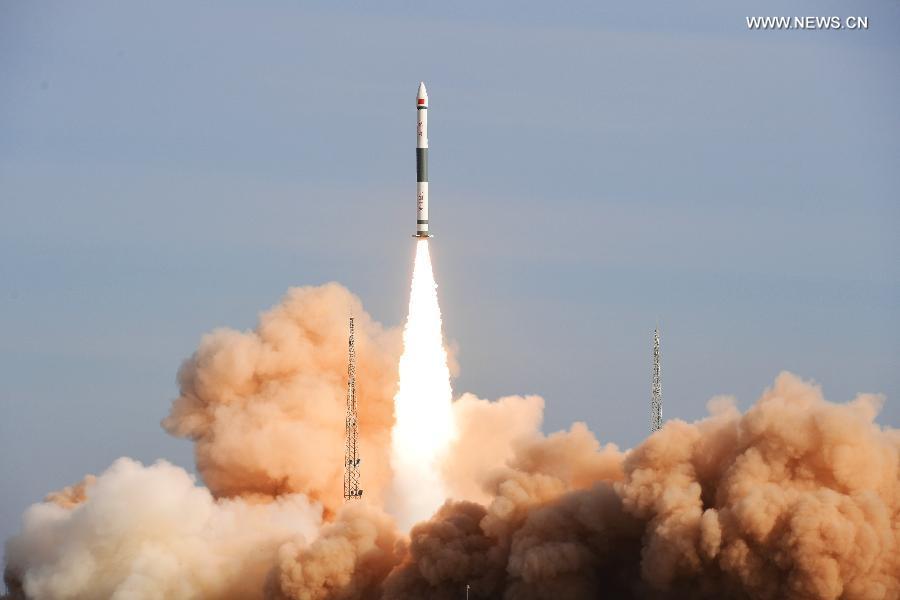 Китайская компания ExPace успешно вывела спутник на орбиту