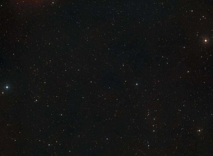 Очень Большой Телескоп обнаружил невидимое свечение Вселенной