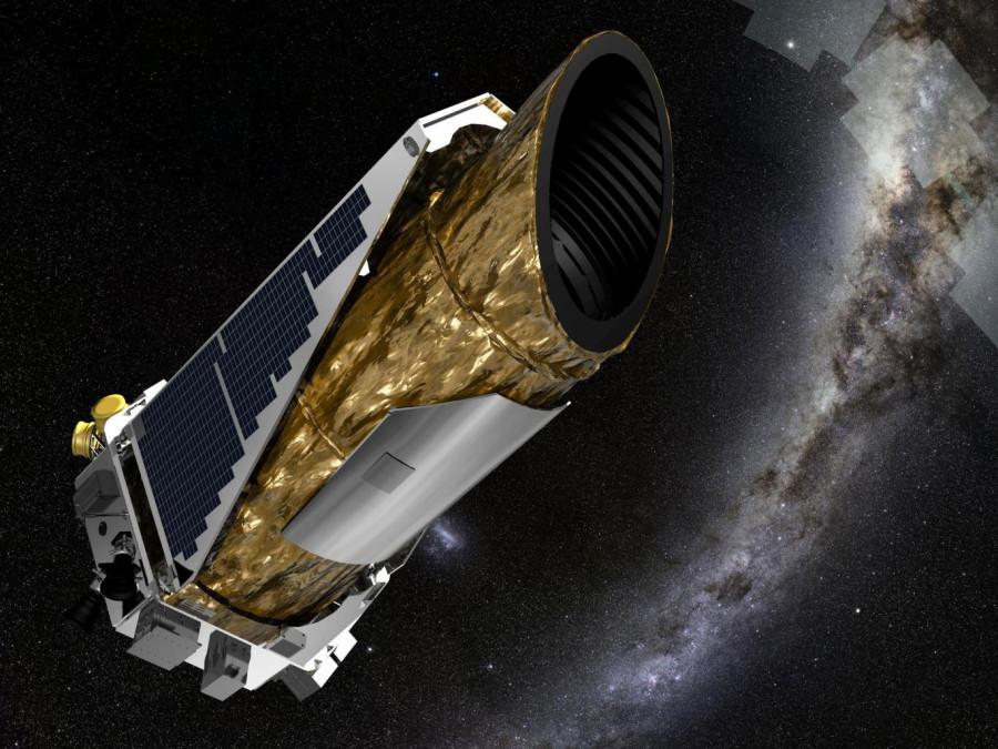 Телескоп «Кеплер» приостановил научные наблюдения