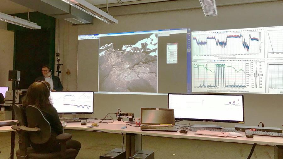 MASCOT завершил работу на поверхности астероида Рюгу
