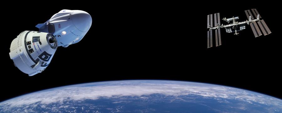 NASA изменило сроки первых полетов Dragon 2 и CST-100 Starliner
