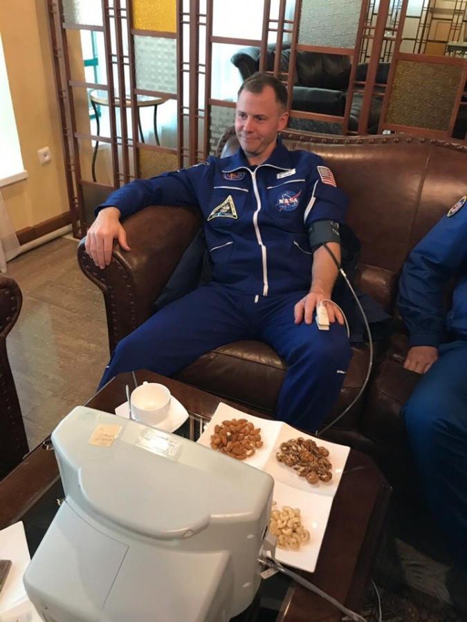 Экипаж «Союз МС-10» вернулся на Байконур время, ракеты, Роскосмос, «СоюзФГ», момент, «Союз, Овчинин, настоящее, будут, будет, космонавты, Землю, отделения, декабря, корабле, середине, станция, должны, вернуться, после