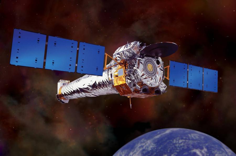 Рентгеновская обсерватория Chandra перешла в безопасный режим