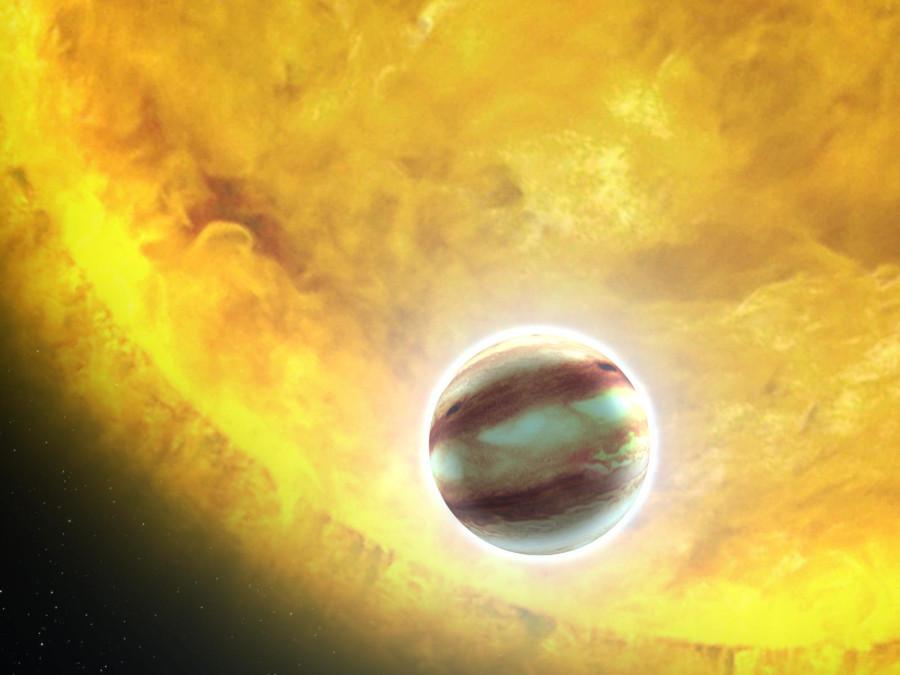 TESS открыл свой первый горячий Юпитер