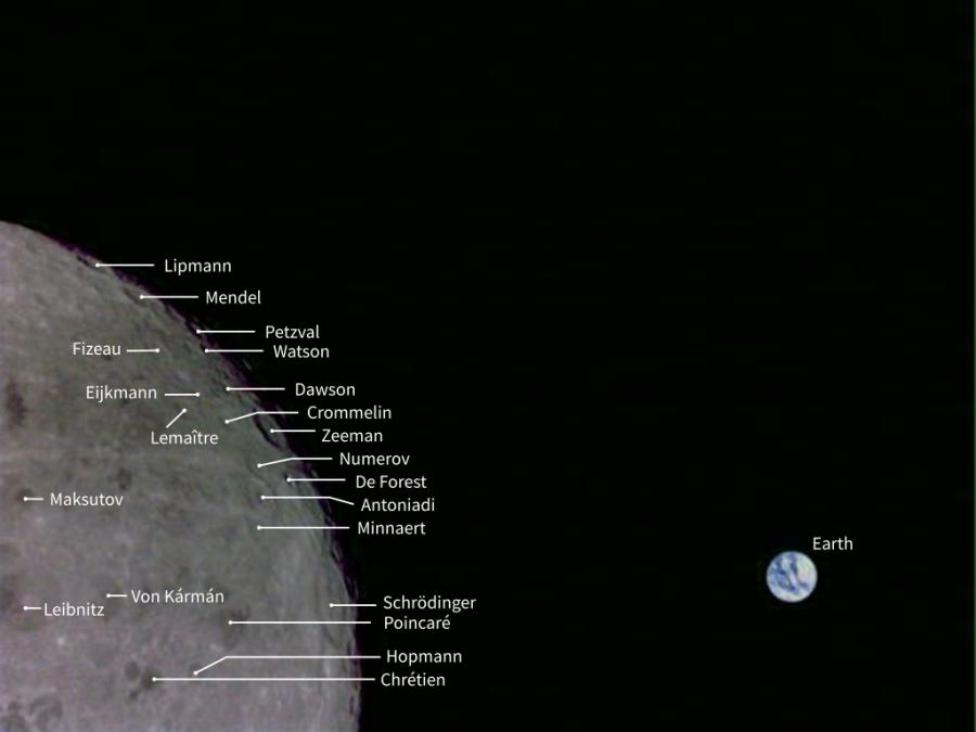 Радиолюбители получили снимок Земли из космоса Longjiang, Землю, радиолюбители, аппарата, стать, увидеть, можно, «Чанъэ4», команды, «Цюэцяо», затем, станции, команда, какой, камеры, зрения, окажутся, рассчитала, Сотрудник, института
