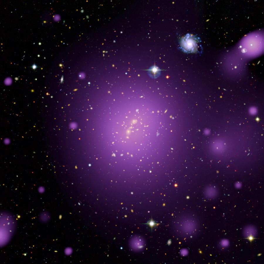 Галактическое скопления, Земля и график миссии BepiColombo